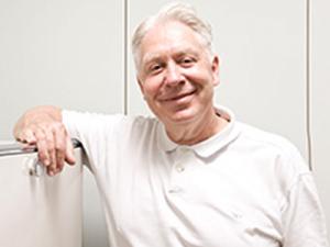 Sportmediziner Harald Mellerowicz
