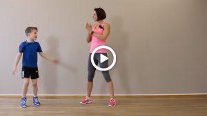 Kinder-Workout: Entwickelt von Eileen Gallasch