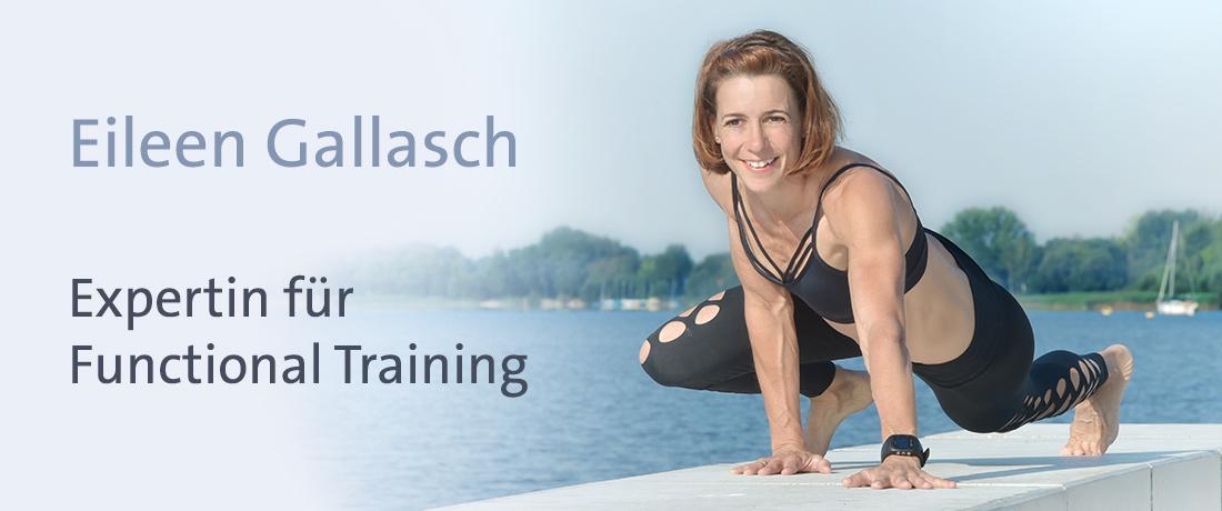 Eileen Gallasch – Expertin für Functiomal Training