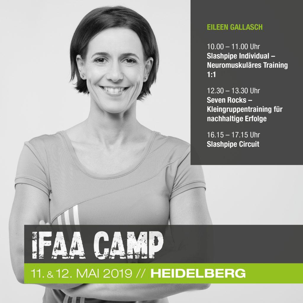 IFAA Camp 2019 Referentin Eileen Gallasch
